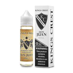 Don Juan by Kings Crest E-Liquid 60mL