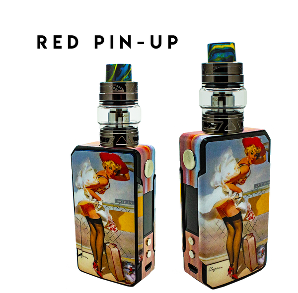LIMITED EDITION: Pre-Wrapped VOOPOO Drag Mini 117W & UFORCE T2 Starter Kit