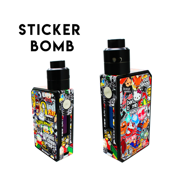 LIMITED EDITION: Pre-Wrapped VOOPOO Drag Box Mod!
