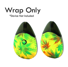 Load image into Gallery viewer, Vape Central Group Wraps for Suorin Drop!