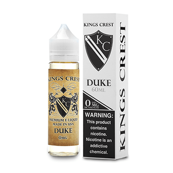 Duke by Kings Crest E-Liquid 60mL