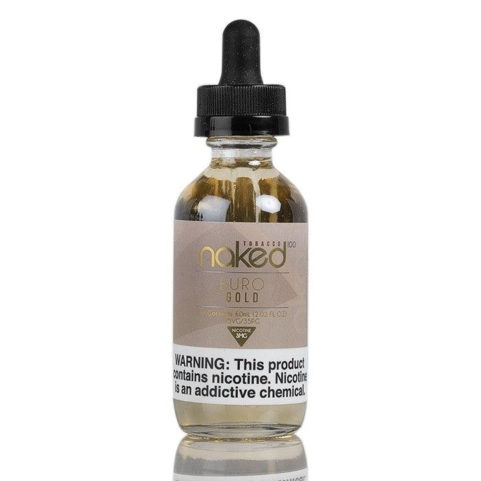 Euro Gold by Naked 100 E-Juice 60ml