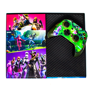 MICROSOFT XBOX ONE CONSOLE SKIN - Fortnite