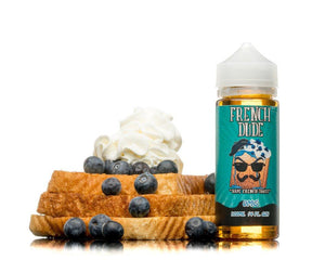 French Dude by Vape Breakfast Classics - 120mL