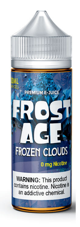 Frost Age Frozen Clouds by Liquid Artisan Labs - 100 ML