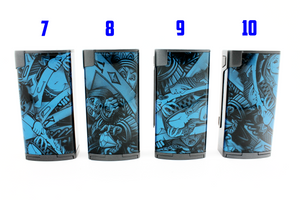 Sigelei Fuchai 213 Plus TC Box Mod VCG Custom Design