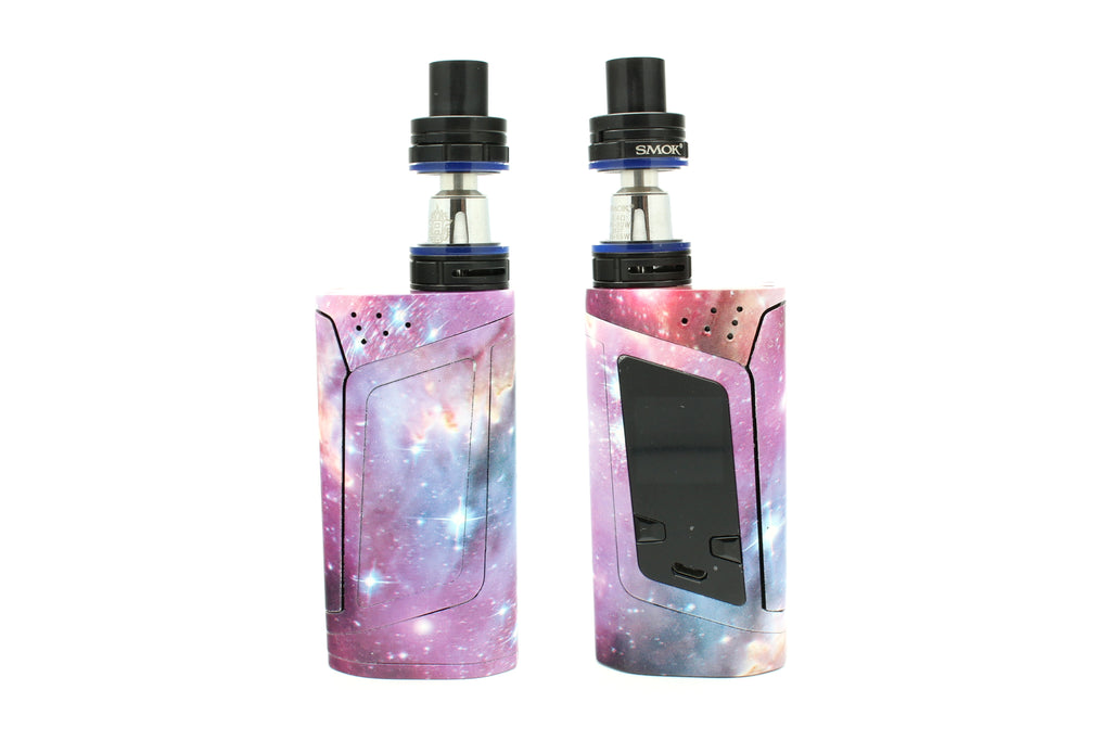 "SMOK Alien 220W Kit - Custom Painted ""Galaxy"" Edition"
