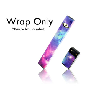 Vape Central Group Wraps for JUUL - Galaxy