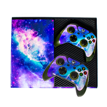 Load image into Gallery viewer, MICROSOFT XBOX ONE CONSOLE SKIN - Galaxy
