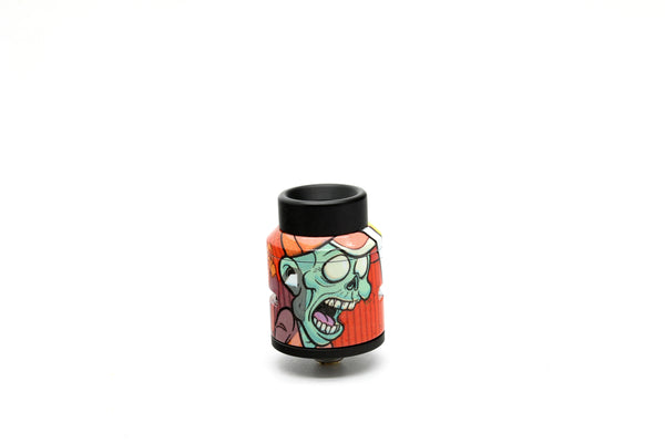 "The Goon 1.5 by 528 Custom Vapes - Custom Painted ""Zombie #4"" Edition"