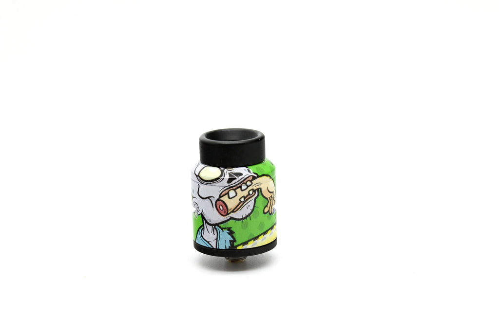 "The Goon 1.5 by 528 Custom Vapes - Custom Painted ""Zombie #6"" Edition"