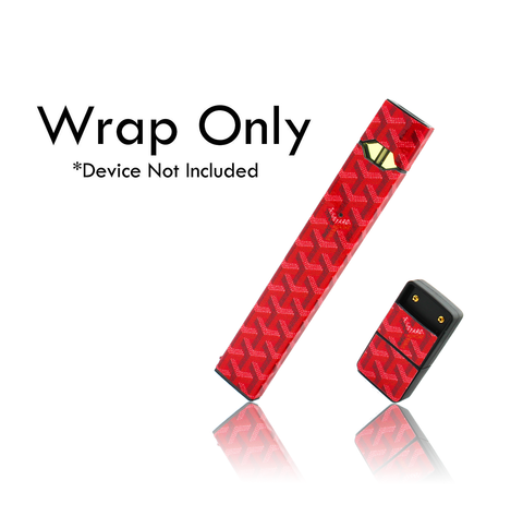 Vape Central Group Wraps for JUUL  - Goyard