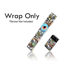 Load image into Gallery viewer, Vape Central Group Wraps for JUUL - Graffiti #1