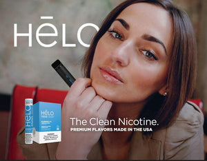 Hēlo Helo 1500 Puff Synthetic Nicotine Disposable