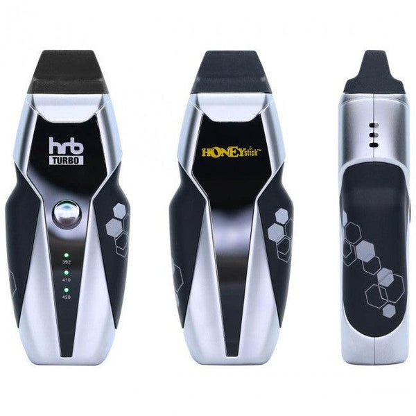 HRB Turbo Dry Herb Vaporizer by HoneyStick