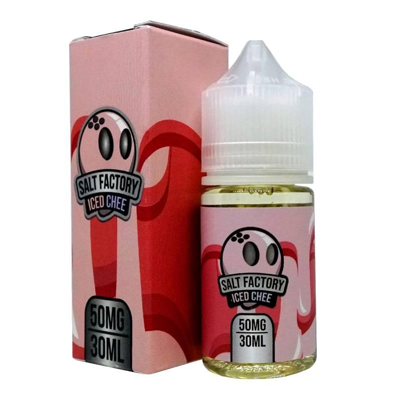 Iced Chee by Salt Factory 30ML
