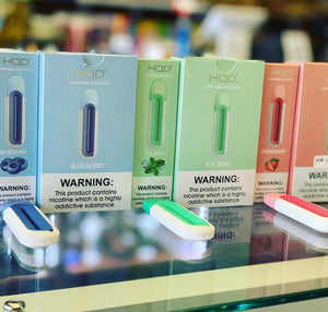 HQD Rosy Disposable Vape Device - Starting at $1 - Fast Ship