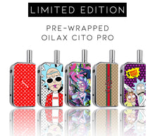 Load image into Gallery viewer, Ooze Slim Twist Pro 510 Cartridge Vaporizer Pen Kit