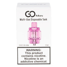 Load image into Gallery viewer, Innokin GoMax Multi-Use Disposable Tank