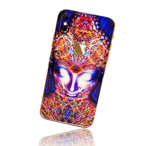 APPLE IPHONE X/XS SKIN - Buddha