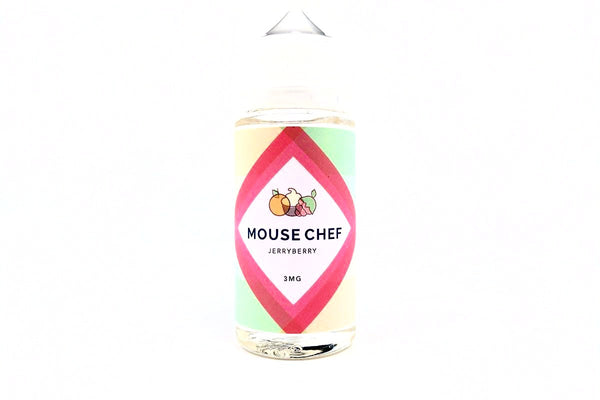 Mouse Chef Jerryberry by Snap Liquids - 100mL