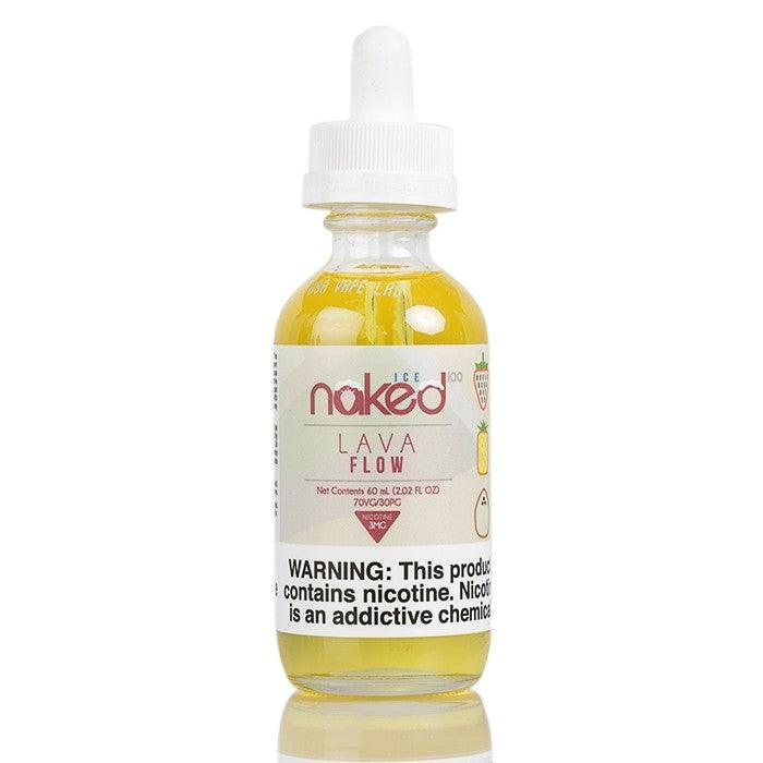 Lava Flow ICE by Naked 100 E-Juice 60ml