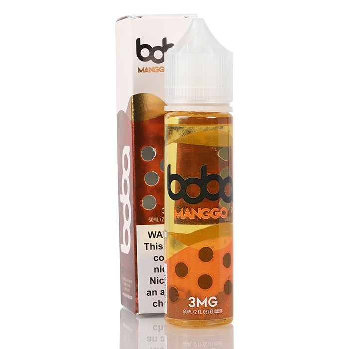 Manggo Boba - Boba E-Liquid - 60mL