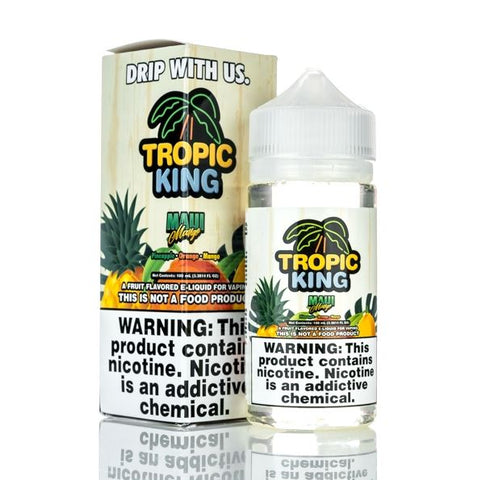 Maui Mango by Tropic King 100mL