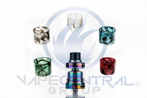 Augvape Merlin Mini Two Post Flavor RTA Custom Glass (ONLY GLASS)