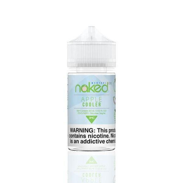 Apple Cooler by Naked 100 E-Juice 60mL