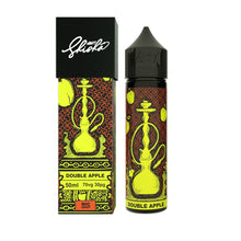 Load image into Gallery viewer, Double Apple by Nasty Shisha E-Liquid 60mL