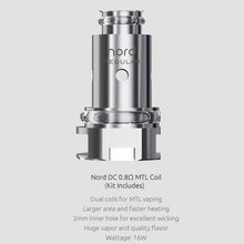 Load image into Gallery viewer, SMOK Nord Replacement Coils