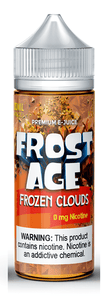 Frost Age Frozen Clouds Orange by Liquid Artisan Labs - 100 ML