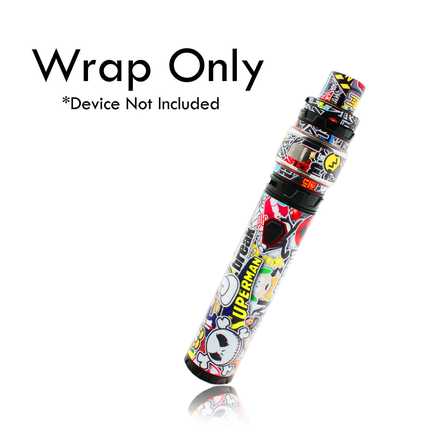 Vape Central Group Wraps for Smok Prince Stick!