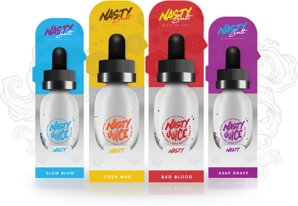 Nasty Salt - ASAP Grape 30mL