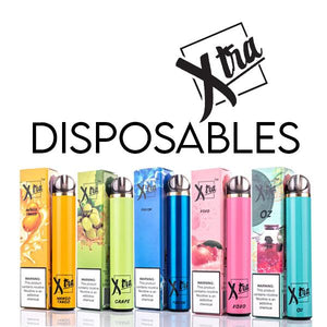 Puff Xtra 1500 Puff Disposable Vape Device - $1 - FAST SHIP
