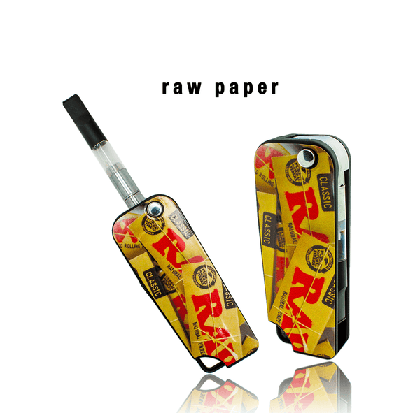 LIMITED EDITION: Pre-Wrapped Lokee Key Box Vaporizer