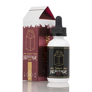 The Milkman Heritage E-Liquid - Red - 60mL