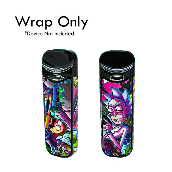 Vape Central Group Wraps for Smok Nord