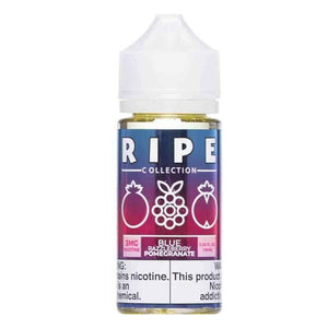 Blue Razzleberry Pomegranate by Ripe Collection E-Liquid