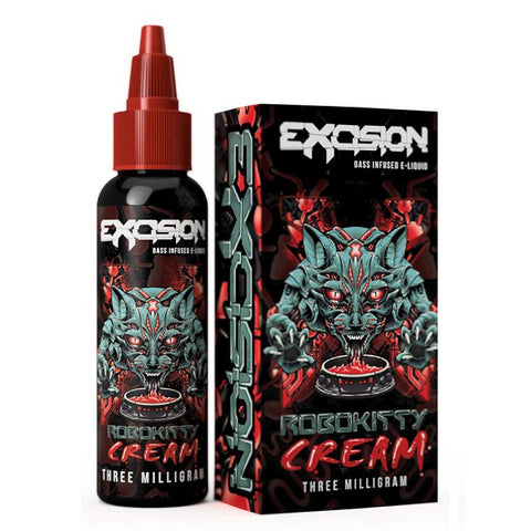 Robokitty Cream by EXCISION - 60 ML