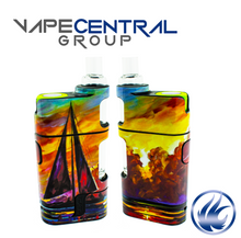 Load image into Gallery viewer, LIMITED EDITION: Pre-Wrapped Vivant DAbOX Wax Kit w/ Water Filter & Dab Box