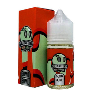 Crisp Apple by Salt Factory 30ML