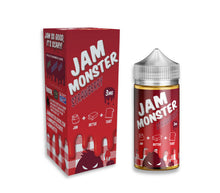 Load image into Gallery viewer, Strawberry by Jam Monster - 100 ML