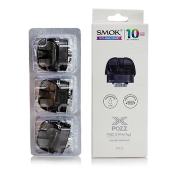 SMOK POZZ X Replacement RPM Pods (Without Coil)