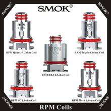 Load image into Gallery viewer, SMOK RPM REPLACEMENT COILS