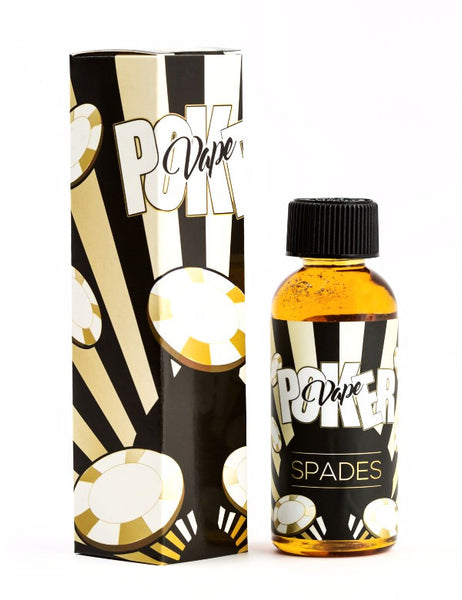 Spades by Vape Poker - 60 ML e-Liquid Dessert e-Juice