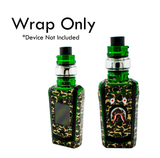 Vape Central Group Wraps for Smok Species Kit!