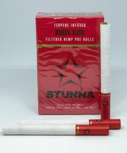 Load image into Gallery viewer, Stunna Hemp Pre-roll Cigs (20 per pack) - Birdman-