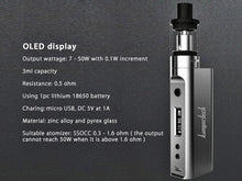 Load image into Gallery viewer, Kanger SUBOX Mini-C Starter Kit